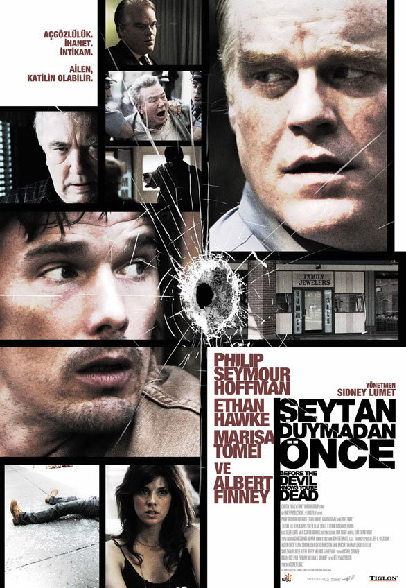 Şeytan Duymadan Önce – Before The Devil Knows You're Dead (2007)