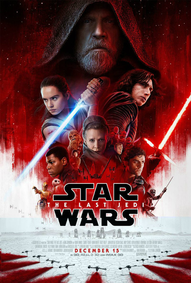 Star Wars Son Jedi – Star Wars Episode VIII – The Last Jedi 2017 Türkçe Dublaj izle
