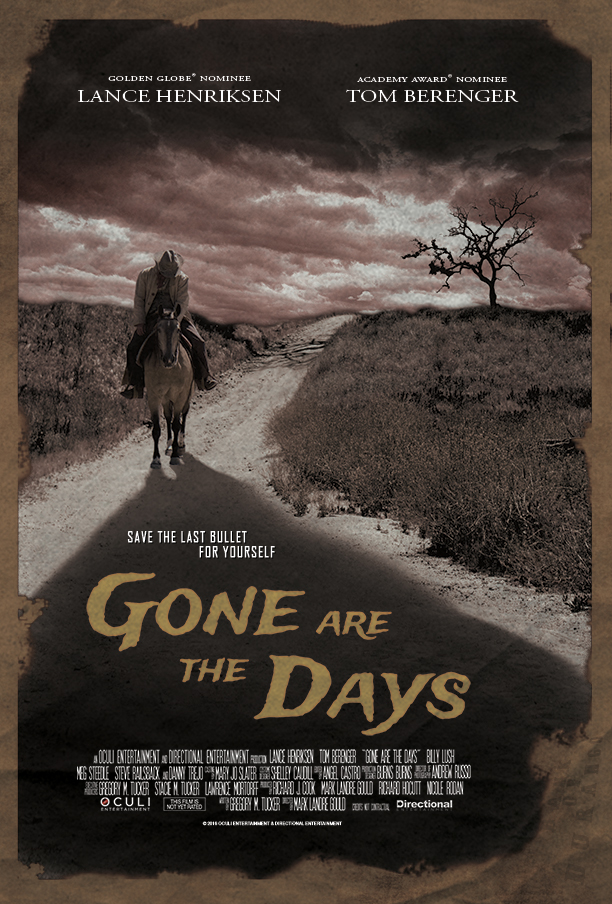 Gone Are The Days 2018 Türkçe Altyazı izle