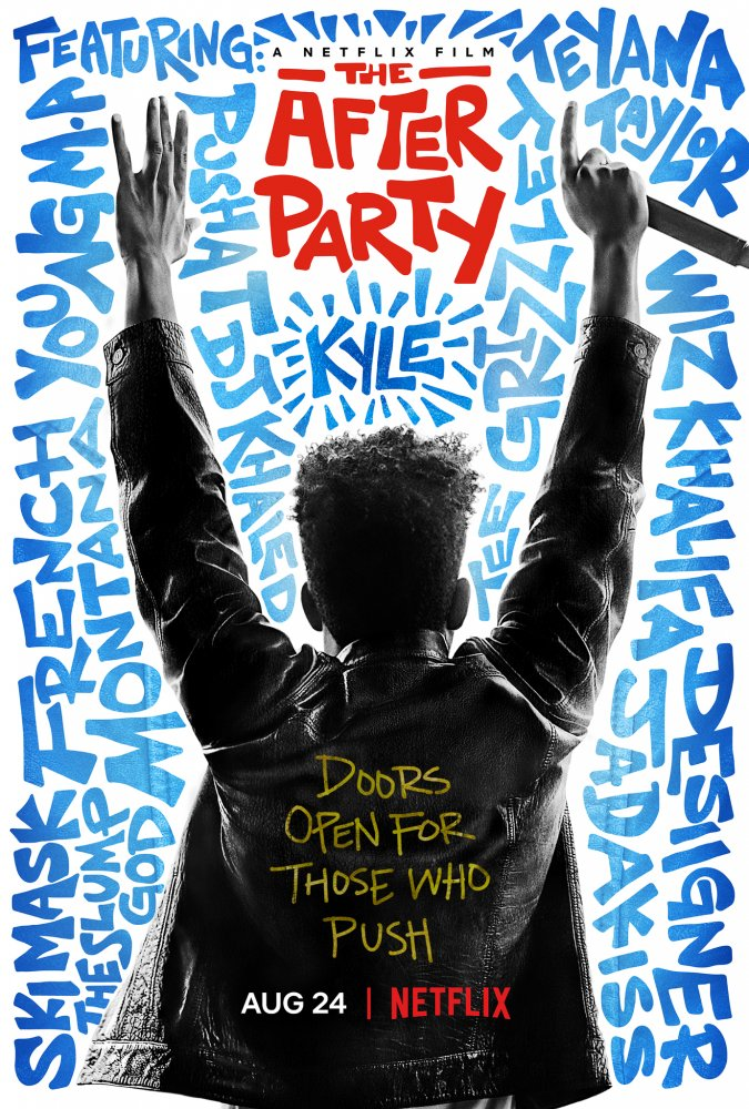 The After Party 2018 Türkçe Dublaj izle