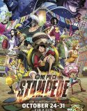 One Piece Stampede izle