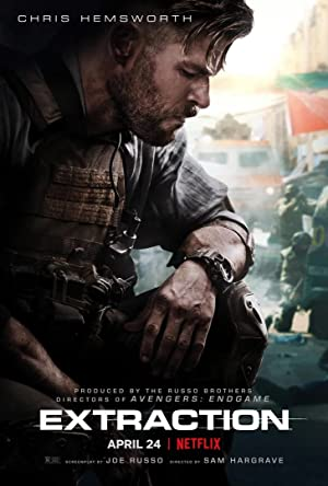 Extraction Filmi izle